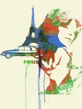 Paris Romance by NaxArt