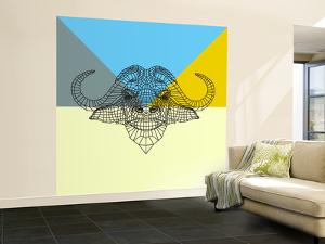 Party Buffalo Mesh by NaxArt