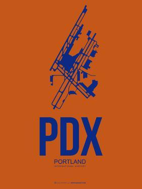 Pdx Portland Poster 1 by NaxArt