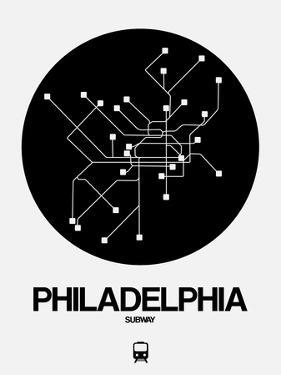 Maps of philadelphia pa posters for sale at allposters philadelphia black subway map by naxart malvernweather Choice Image