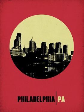 Philadelphia Circle Poster 2 by NaxArt