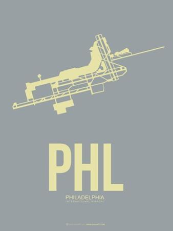 Phl Philadelphia Poster 1 by NaxArt