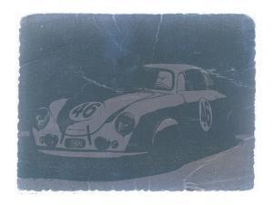 Porsche 356 Coupe Front by NaxArt