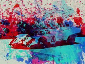 Porsche 917 Gulf by NaxArt