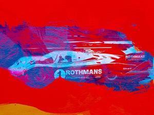 Porsche 917 Rothmans 4 by NaxArt