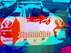 Porsche 956 Jagermeister by NaxArt