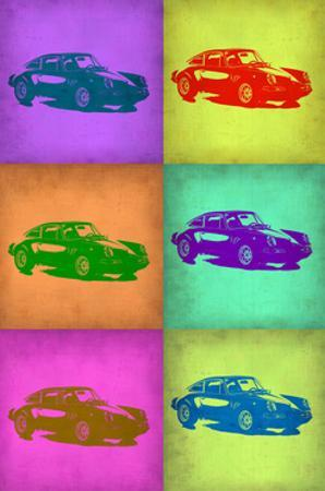 Porsche Pop Art 2 by NaxArt