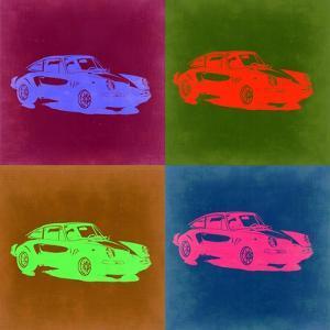 Porsche Pop Art 3 by NaxArt