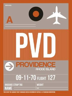 PVD Providence Luggage Tag II by NaxArt