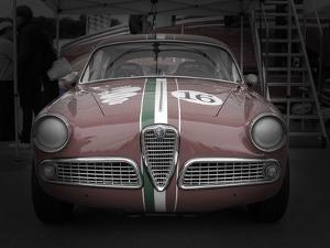 Racing Alfa Romeo by NaxArt