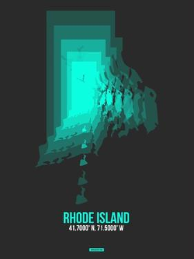 Rhode Island Radiant Map 5 by NaxArt