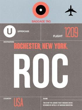 ROC Rochester Luggage Tag II by NaxArt
