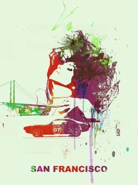 San Francisco Romance by NaxArt