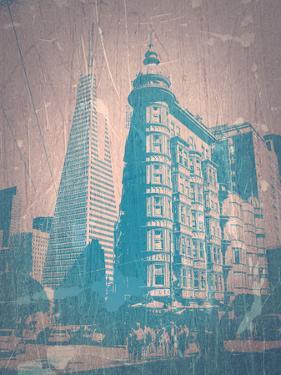 San Francisco by NaxArt