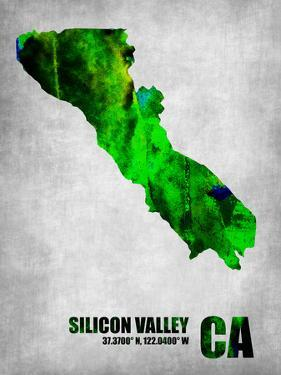 Silicon Valley California by NaxArt