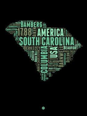 South Carolina Word Cloud 2 by NaxArt