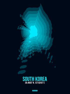 South Korea Radiant Map 2 by NaxArt