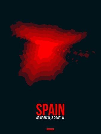 Spain Radiant Map 1