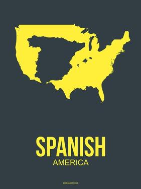 Spanish America Poster 1 by NaxArt