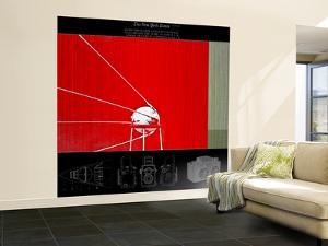 Sputnik Art by NaxArt