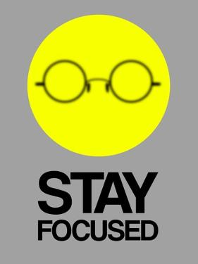 Stay Focused Circle 2 by NaxArt