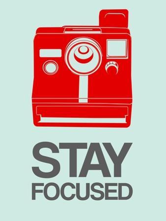 Stay Focused Polaroid Camera 4 by NaxArt