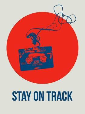 Stay on Track Circle 1 by NaxArt
