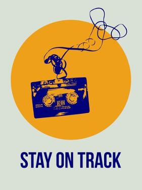 Stay on Track Circle 2 by NaxArt