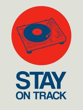 Stay on Track Record Player 1 by NaxArt