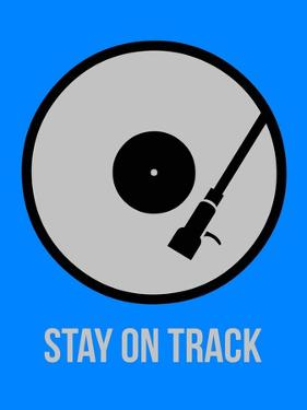 Stay on Track Vinyl 2 by NaxArt