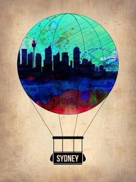 Sydney Air Balloon by NaxArt
