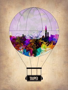 Taipei Air Balloon by NaxArt