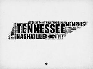 Tennessee Word Cloud 2 by NaxArt