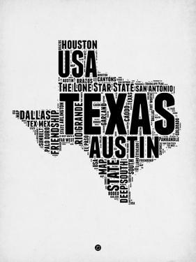 Texas Word Cloud 2 by NaxArt