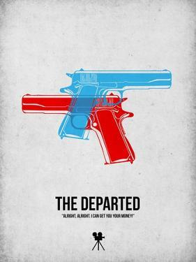 The Departed by NaxArt
