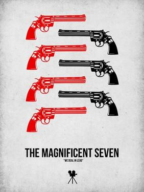 The Magnificent Seven by NaxArt