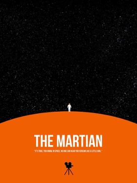 The Martian by NaxArt