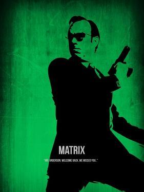 The Matrix Agent Smith by NaxArt