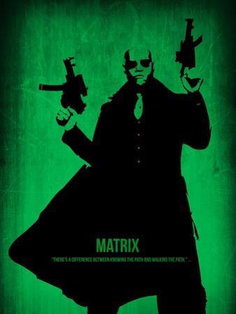 The Matrix Morpheus by NaxArt