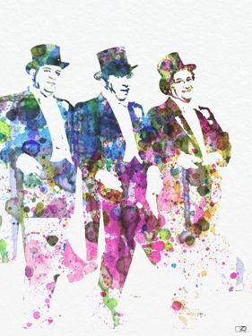 Three Stooges by NaxArt