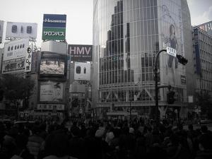 Tokyo Intersection 1 by NaxArt