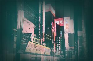 Tokyo Lights by NaxArt
