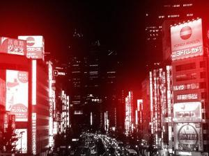 Tokyo Street by NaxArt
