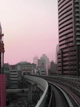 Tokyo Train Ride 6 by NaxArt