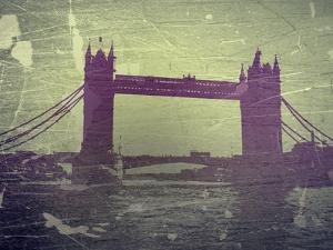 Tower Bridge London by NaxArt