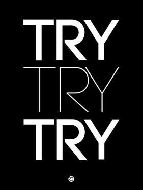 Try Try Try Black by NaxArt