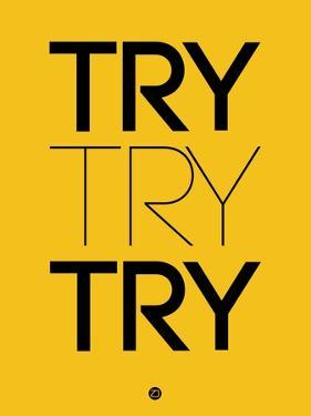 Try Try Try Yellow by NaxArt