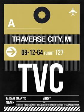 TVC Traverse City Luggage Tag II by NaxArt