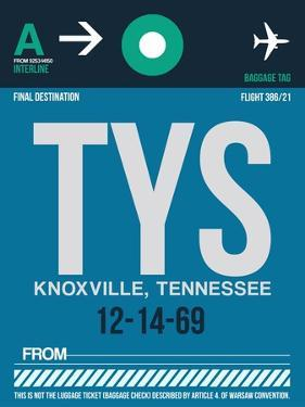 TYS Knoxville Luggage Tag II by NaxArt