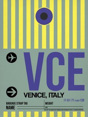 VCE Venice Luggage Tag I by NaxArt